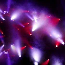 Stylish Concert Lights